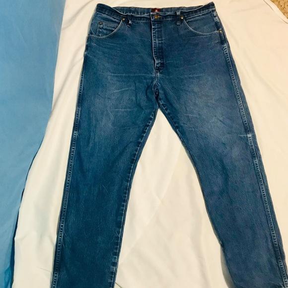 bb430292 Wrangler Jeans | 31mwz Cowboy Cut Relaxed Fit 40x32 | Poshmark
